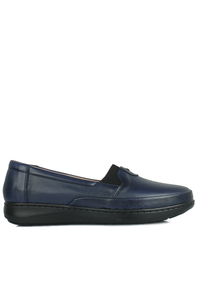 Fitbas 155001 424 Kadın Lacivert Günlük Büyük Numara Ayakkabı