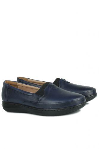 Fitbas - Fitbas 155001 424 Kadın Lacivert Günlük Büyük Numara Ayakkabı (1)
