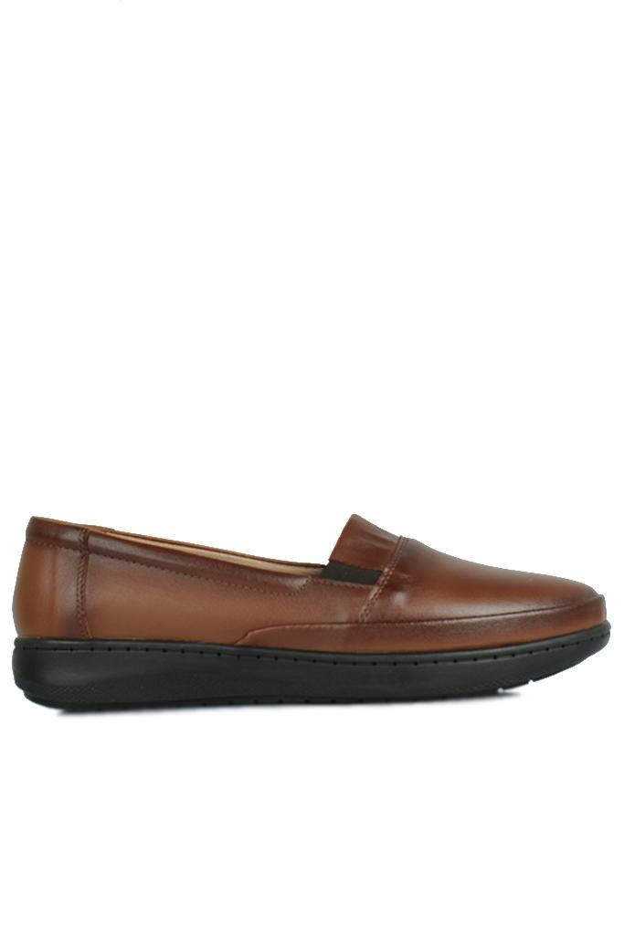 Fitbas 155004 167 Kadın Taba Günlük Büyük Numara Ayakkabı