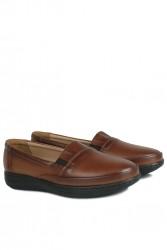 Fitbas 155004 167 Kadın Taba Günlük Büyük Numara Ayakkabı - Thumbnail