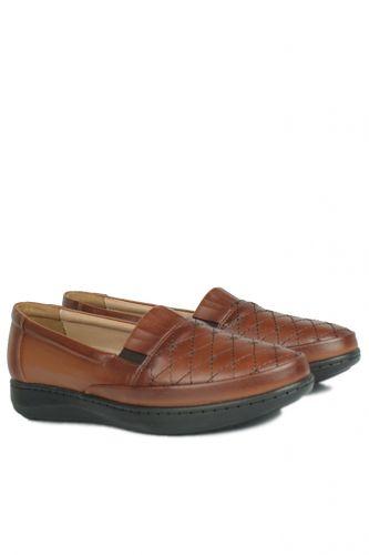Fitbas - Fitbas 155008 167 Kadın Taba Günlük Büyük Numara Ayakkabı (1)
