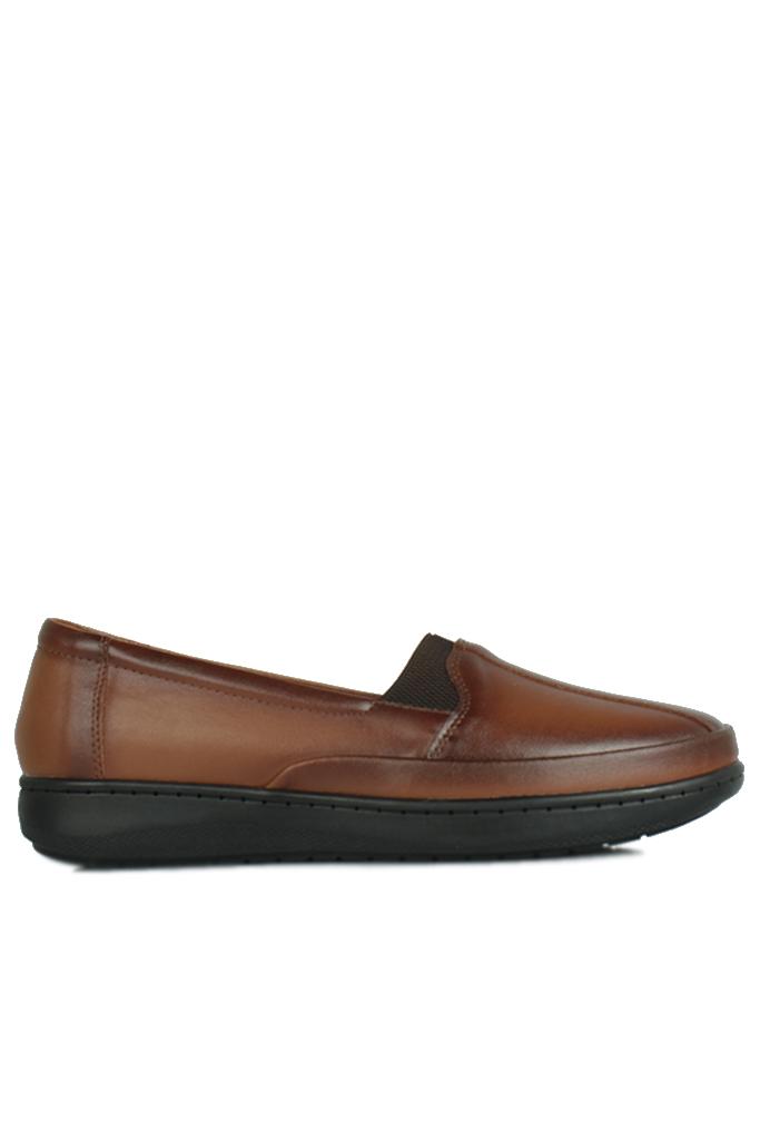 Fitbas 155025 167 Kadın Taba Günlük Büyük Numara Ayakkabı