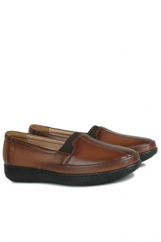 Fitbas - Fitbas 155025 167 Kadın Taba Günlük Büyük Numara Ayakkabı (1)