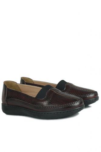 Erkan Kaban - Erkan Kaban 155032 624 Kadın Bordo Günlük Ayakkabı (1)
