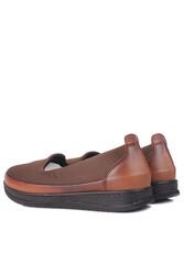 Fitbas 155058 164 Kadın Taba Günlük Büyük Numara Ayakkabı - Thumbnail