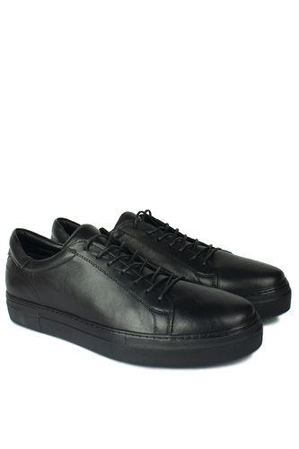 Erkan Kaban - Erkan Kaban 385002 014 Siyah Matt Erkek Ayakkabı (1)