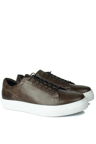 Erkan Kaban - Erkan Kaban 385002 232 Kahve Cilt Erkek Ayakkabı (1)
