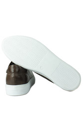 Erkan Kaban 385002 232 Kahve Matt Erkek Büyük Numara Ayakkabı - Thumbnail