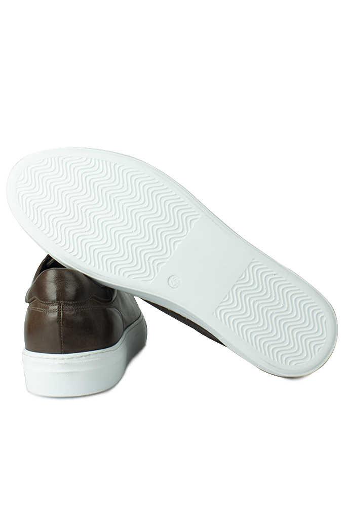 Fitbas 385002 232 Kahve Matt Erkek Büyük Numara Ayakkabı