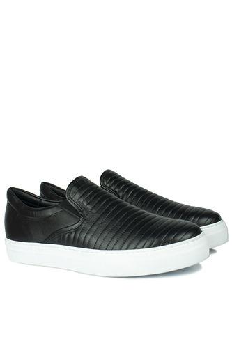 Fitbas - Fitbas 385006 013 Siyah Matt Erkek Büyük Numara Ayakkabı (1)