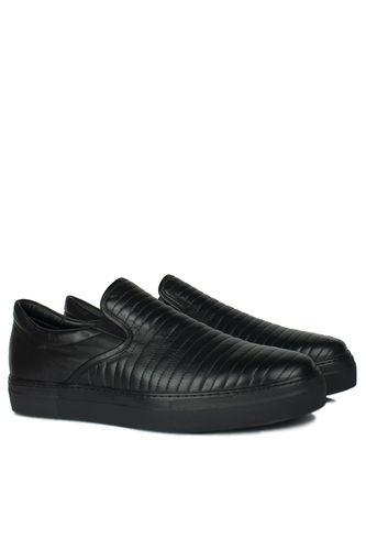 Erkan Kaban - Erkan Kaban 385006 014 Siyah Erkek Büyük Numara Ayakkabı (1)