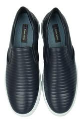 Erkan Kaban 385006 424 Lacivert Matt Erkek Büyük Numara Ayakkabı - Thumbnail