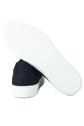 Erkan Kaban 385004 425 Lacivert Matt - Lacivert Nubuk Erkek Büyük Numara Ayakkabı - Thumbnail