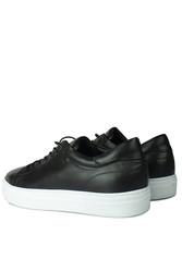 Erkan Kaban 385002 013 Siyah Matt Erkek Büyük Numara Ayakkabı - Thumbnail