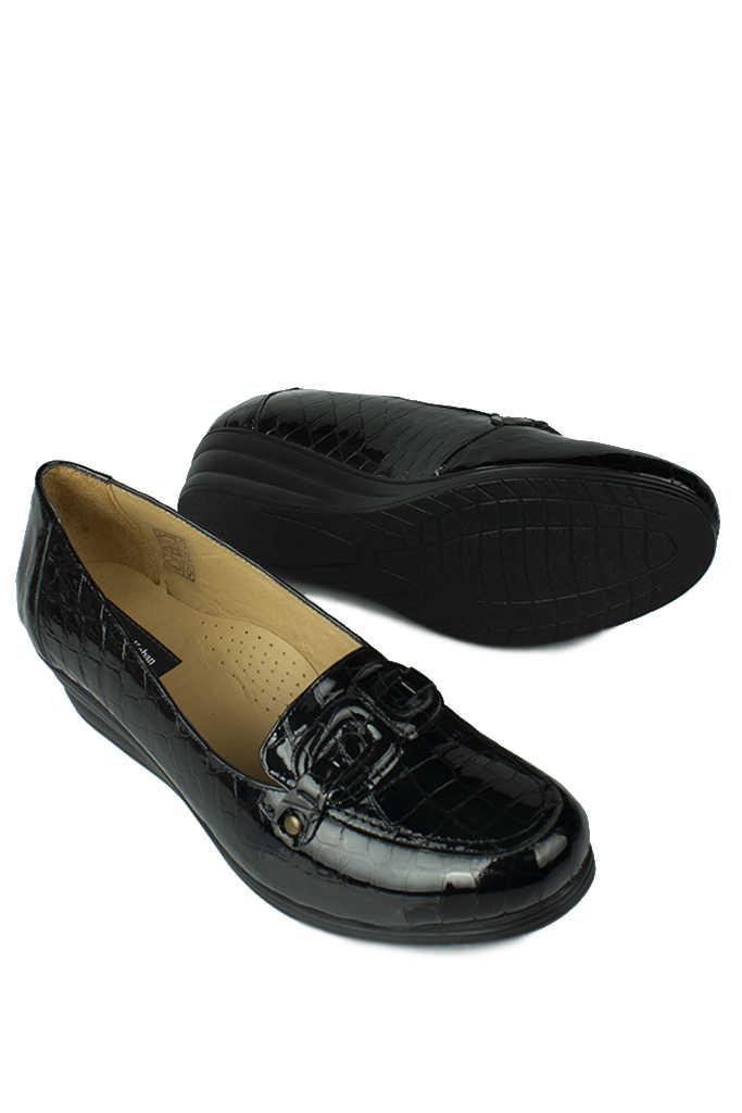 Erkan Kaban 4422 024 Kadın Siyah Günlük Ayakkabı