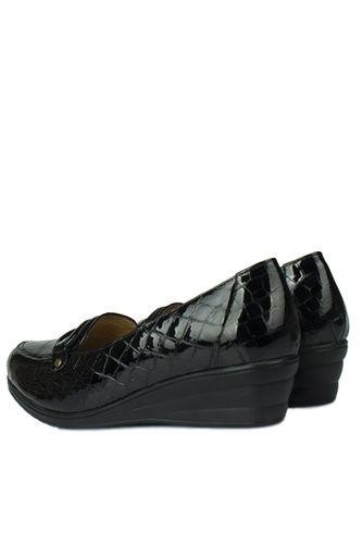 Erkan Kaban - Erkan Kaban 4422 024 Kadın Siyah Günlük Büyük & Küçük Numara Ayakkabı (1)