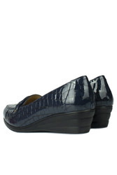 Fitbas 4422 425 Kadın Lacivert Günlük Büyük & Küçük Numara Ayakkabı - Thumbnail