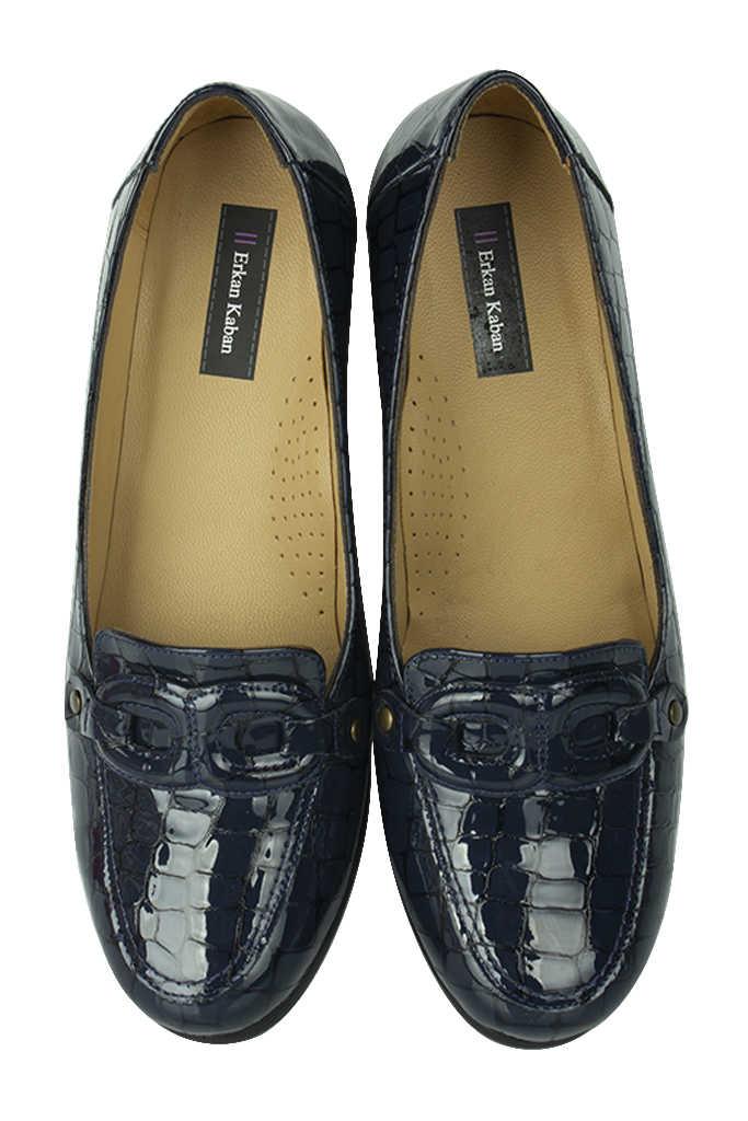Fitbas 4422 425 Kadın Lacivert Günlük Büyük & Küçük Numara Ayakkabı