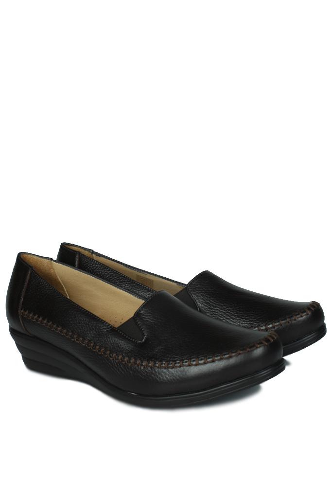 Erkan Kaban 4800 232 Kadın Kahve Günlük Büyük & Küçük Numara Ayakkabı