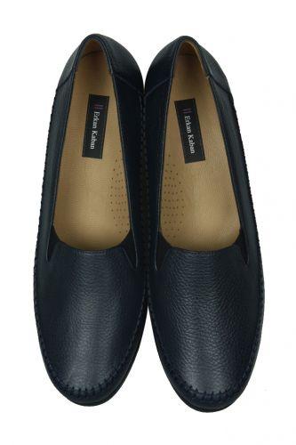33 34 41 42 43 44 45 Küçük Büyük Numara Kadın Ayak - Erkan Kaban 4800 424 Kadın Lacivert Günlük Ayakkabı (1)