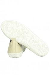 Fitbas 625041 324 Kadın Ten Deri Günlük Büyük Numara Ayakkabı - Thumbnail