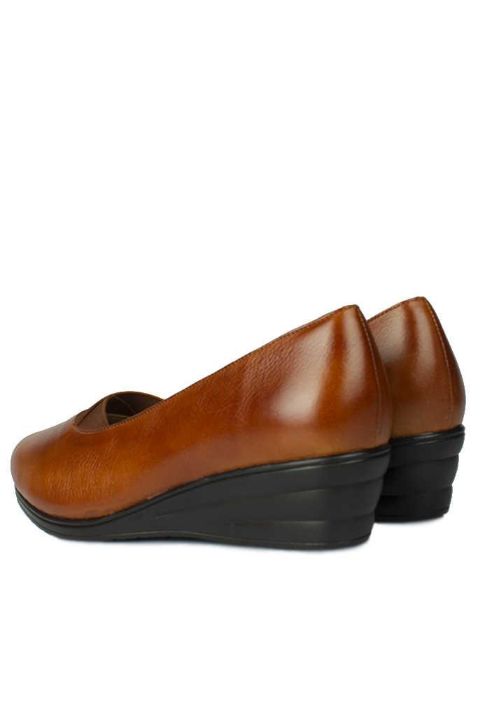 Erkan Kaban 6254 167 Kadın Taba Günlük Büyük & Küçük Numara Ayakkabı
