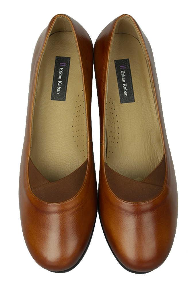Fitbas 6254 167 Kadın Taba Günlük Büyük & Küçük Numara Ayakkabı