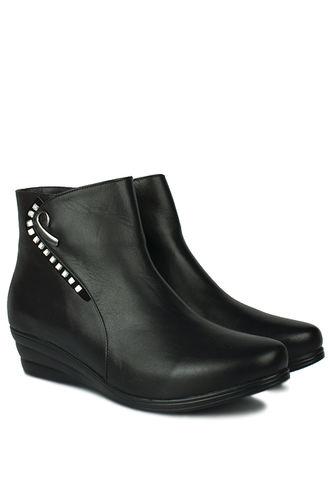 Fitbas - Erkan Kaban 6720 014 Women Black Boot (1)