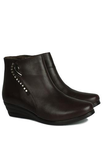 Fitbas - Erkan Kaban 6720 232 Women Brown Boot (1)