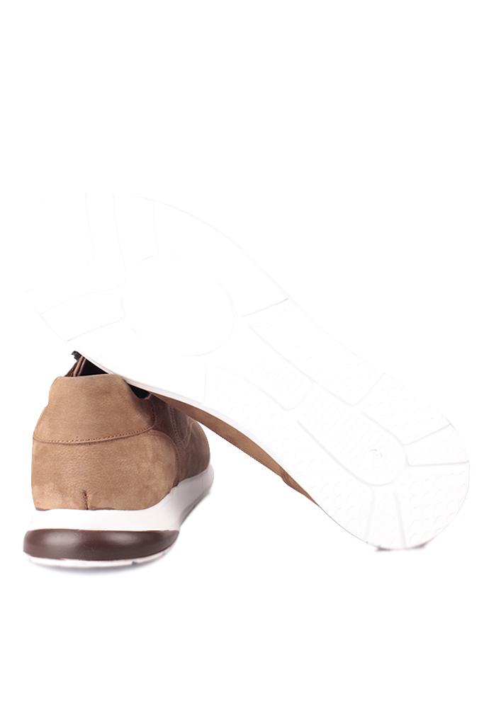 Erkan Kaban 914601 122 Erkek Taba Deri Spor Büyük Numara Ayakkabı