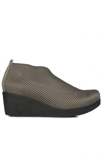 - Erkan Kaban 1212 318 Kadın Vizon Ayakkabı