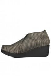 Fitbas 1212 318 Kadın Mink Büyük & Küçük Numara Ayakkabı - Thumbnail