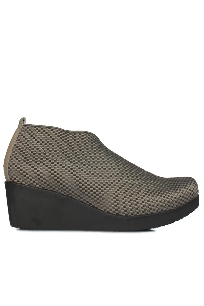 Erkan Kaban 1212 318 Kadın Mink Büyük & Küçük Numara Ayakkabı