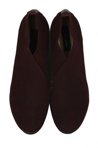 Fitbas - Erkan Kaban 1212 618 Women Claret Red Shoes (1)