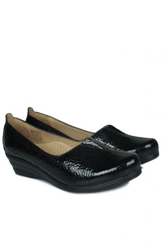 Fitbas - Erkan Kaban 4740 020 Women Black Casual Shoes (1)