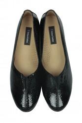 Fitbas 4740 020 Kadın Siyah Günlük Büyük & Küçük Numara Ayakkabı - Thumbnail