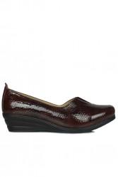 Erkan Kaban 4740 220 Kadın Kahve Günlük Ayakkabı - Thumbnail