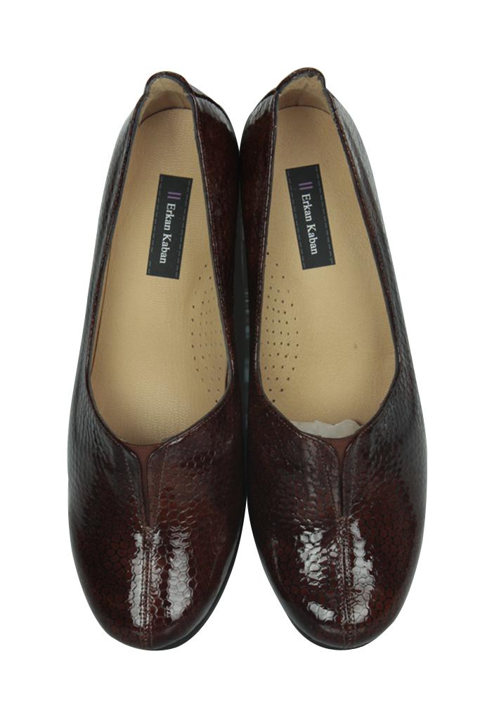 Erkan Kaban 4740 220 Kadın Kahve Günlük Ayakkabı