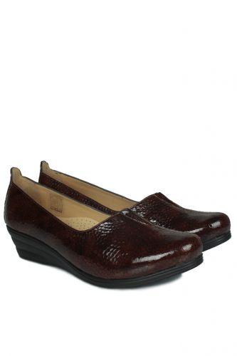 Erkan Kaban - Erkan Kaban 4740 220 Kadın Kahve Günlük Büyük & Küçük Numara Ayakkabı (1)