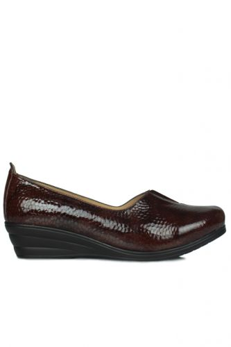 Fitbas - Fitbas 4740 220 Kadın Kahve Günlük Büyük & Küçük Numara Ayakkabı (1)