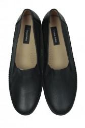 Fitbas 4800 014 Kadın Siyah Günlük Büyük & Küçük Numara Ayakkabı - Thumbnail
