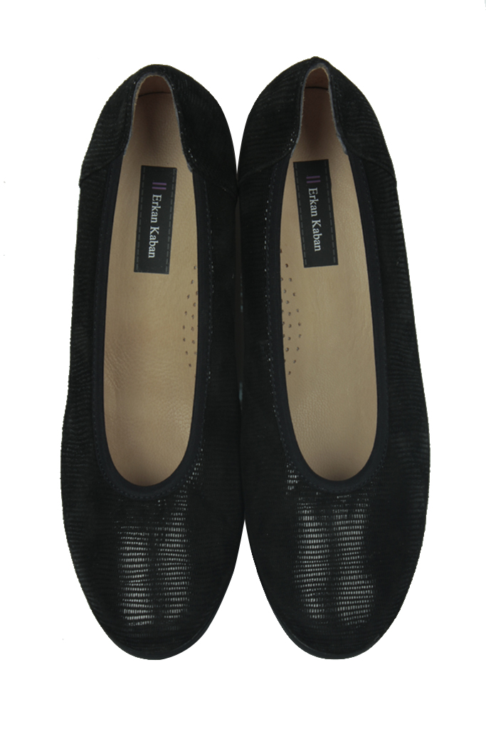 Erkan Kaban 5082 016 Kadın Siyah Günlük Ayakkabı