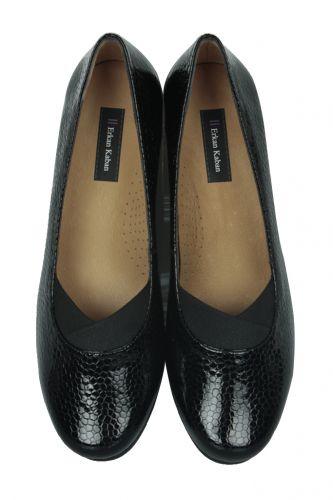 Erkan Kaban - Erkan Kaban 6254 020 Kadın Siyah Günlük Büyük & Küçük Numara Ayakkabı (1)