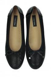 Erkan Kaban 6475 025 Kadın Siyah Günlük Ayakkabı - Thumbnail