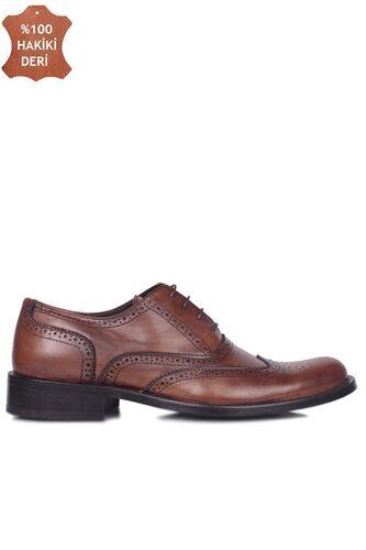 Erkan Kaban 327 167 Erkek Taba Deri Klasik Büyük & Küçük Numara Ayakkabı