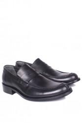 - Erkan Kaban 332 014 Erkek Siyah Deri Klasik Ayakkabı (1)