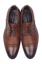 Erkan Kaban 754 167 Erkek Taba Deri Klasik Ayakkabı - Thumbnail
