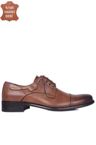 Erkan Kaban 754 167 Erkek Taba Deri Klasik Büyük & Küçük Numara Ayakkabı
