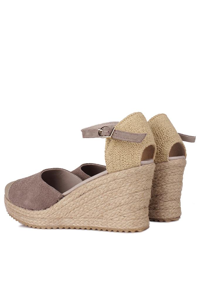 Fitbas 6215 327 Kadın Mink Büyük & Küçük Numara Ayakkabı