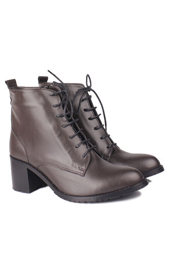 Fitbas - Loggalin 112700 014 Women Black Matt Boot (1)